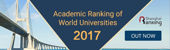 ARWU Ranking Shanghai 2017