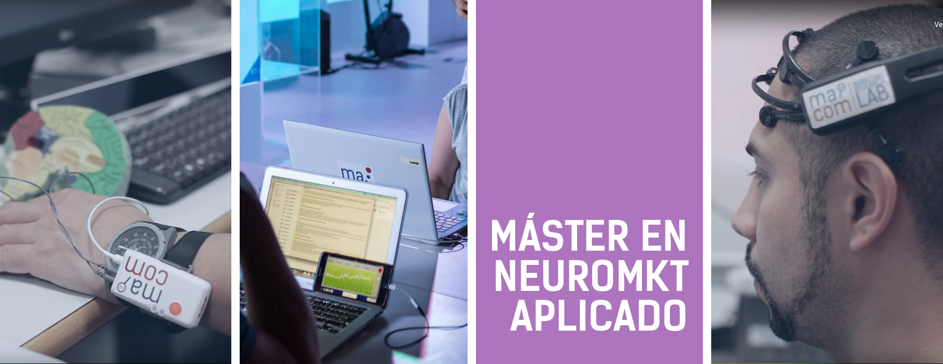 Master Neuromarketing Valencia Alicante España